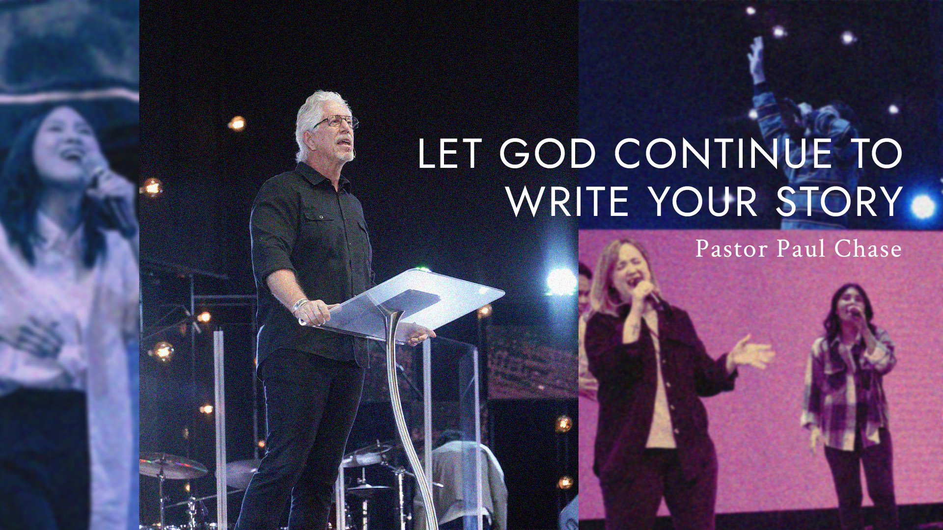 LET GOD CONTINUE TO WRITE YOUR STORY Image