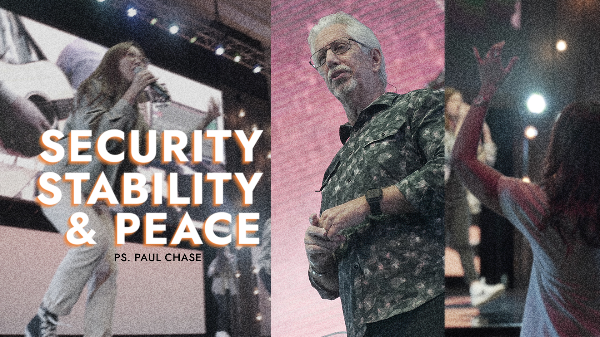 SECURITY, STABILITY & PEACE Image