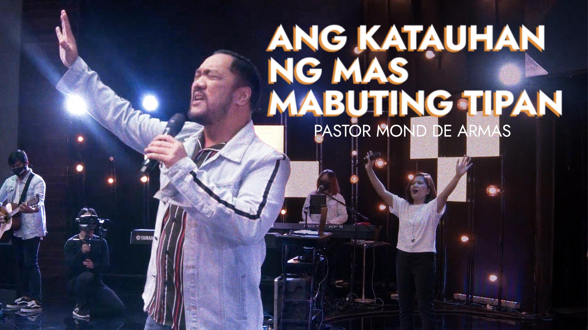 ANG KATAUHAN NG MAS MABUTING TIPAN Image